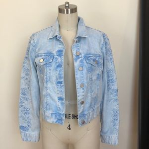 NWT French Connection Denim Jacket